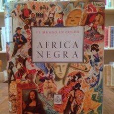 Libros de segunda mano: AFRICA NEGRA ETIOPIA MADAGASTAR, DORÉ OGRIZEK.. Lote 54710832