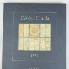 Libros de segunda mano: LC-037. L'ATLES CATALA. VARIOS AUTORES. EDICIONES 62. 2008.. Lote 53953997