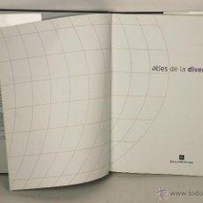Libros de segunda mano: 3409 - ATLES DE LA DIVERSITAT. CARLES CARRERAS I VERDAGUER. EDI. ENC. CATALANA. 2004.. Lote 51921654