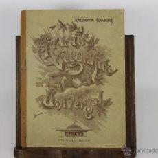 Libros de segunda mano: 5753- ATLAS GEOGRAFICO UNIVERSAL. SALVADOR SALINAS. LIT.DE FERNANDEZ.1947.. Lote 48489128
