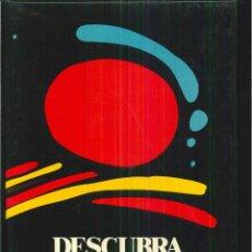 Libros de segunda mano: DESCUBRA ESPAÑA PASO A PASO. Lote 54893154