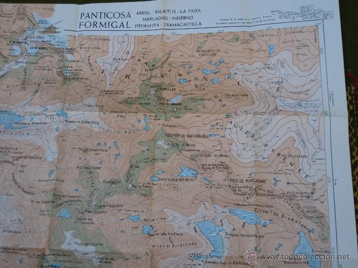 Libros de segunda mano: PIRINEO ARAGONES - VALLE DE TENA - PANTICOSA - FORMIGAL - BALAITUS - LA FAXA - INFIERNO ... - Foto 4 - 55136242