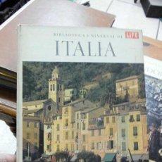 Libros de segunda mano: LIBRO BIBLIOTECA UNIVERSAL DE ITALIA 1968 ED. NOVARO L-11515. Lote 55172566