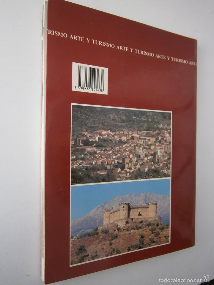 Libros de segunda mano: POR TIERRAS DE AVILA Jesus Parrado del Olmo Lancia 1995 - Foto 3 - 55456375