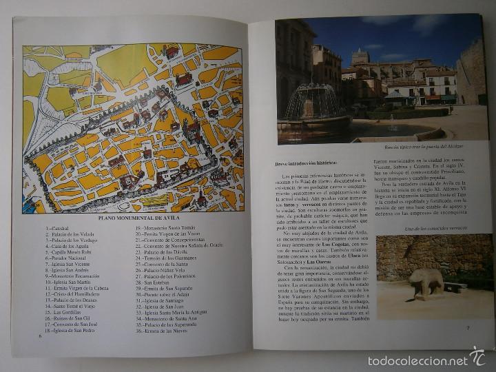 Libros de segunda mano: POR TIERRAS DE AVILA Jesus Parrado del Olmo Lancia 1995 - Foto 7 - 55456375