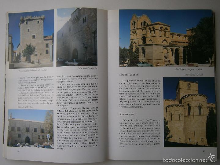 Libros de segunda mano: POR TIERRAS DE AVILA Jesus Parrado del Olmo Lancia 1995 - Foto 9 - 55456375