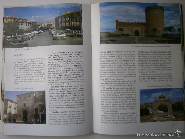 Libros de segunda mano: POR TIERRAS DE AVILA Jesus Parrado del Olmo Lancia 1995 - Foto 10 - 55456375