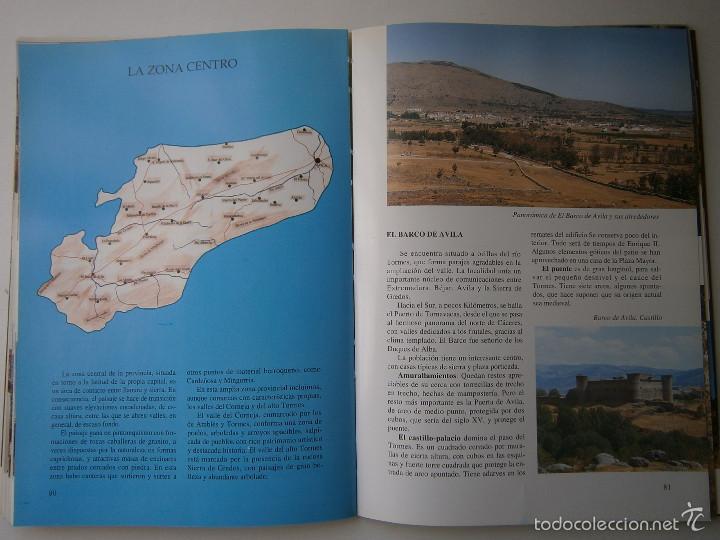 Libros de segunda mano: POR TIERRAS DE AVILA Jesus Parrado del Olmo Lancia 1995 - Foto 11 - 55456375