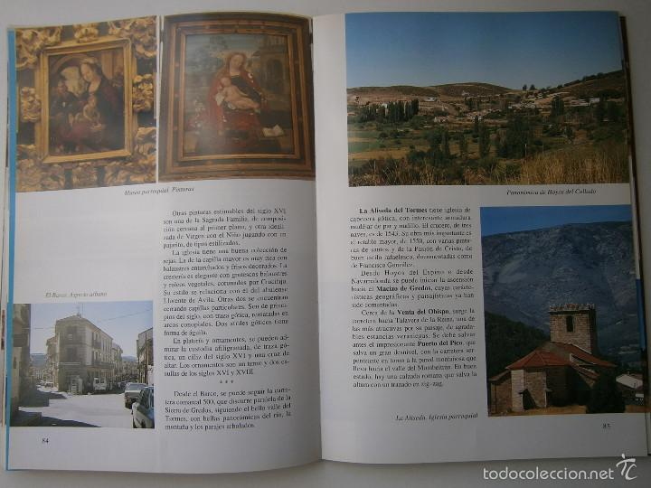 Libros de segunda mano: POR TIERRAS DE AVILA Jesus Parrado del Olmo Lancia 1995 - Foto 12 - 55456375
