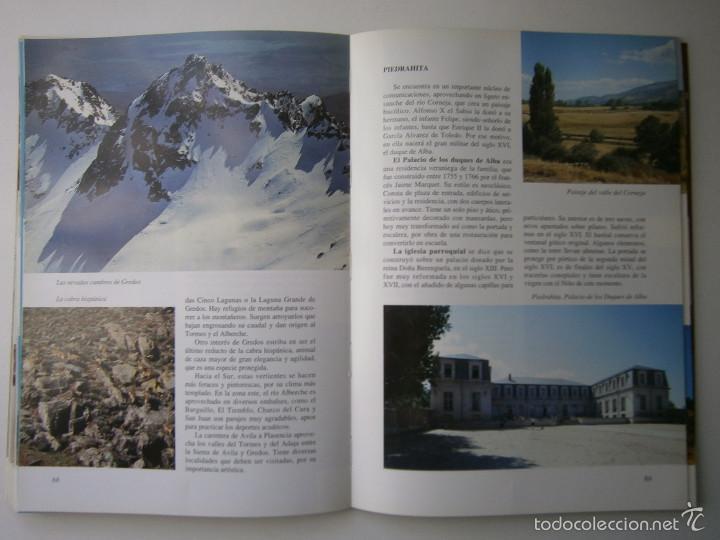Libros de segunda mano: POR TIERRAS DE AVILA Jesus Parrado del Olmo Lancia 1995 - Foto 13 - 55456375