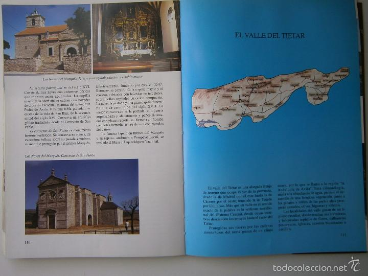 Libros de segunda mano: POR TIERRAS DE AVILA Jesus Parrado del Olmo Lancia 1995 - Foto 15 - 55456375