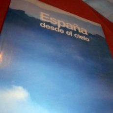 Libros de segunda mano: FOTOGRAFIAS AEREAS DE ESPAÑA. Lote 55689476