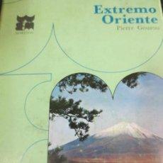 Libros de segunda mano: EXTREMO ORIENTE Nº 10 PIERRE GOUROU EDIT MORETON AÑO 1967. Lote 55766432