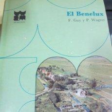 Libros de segunda mano: EL BENELUX Nº 18 VV.AA. EDIT MORETON AÑO 1968. Lote 55766894