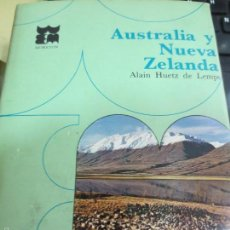 Libros de segunda mano: AUSTRALIA Y NUEVA ZELANDA Nº 27 VV.AA. EDIT MORETON AÑO 1967. Lote 55767277