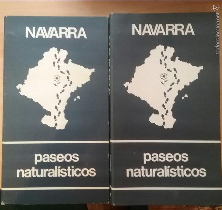 Navarra paseos naturalisticos 1 y 2 dos archi comprar for Archivadores metalicos segunda mano