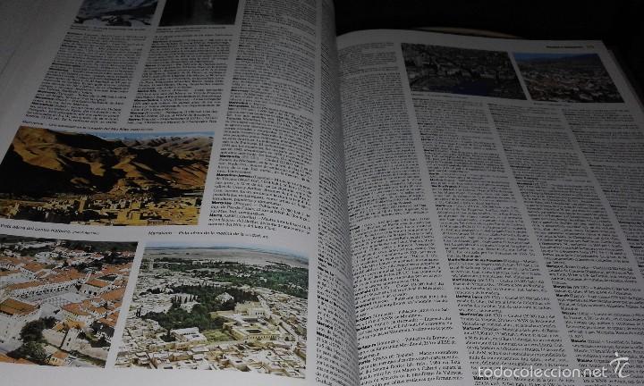 Libros de segunda mano: colección de 3 libros de la editorial planeta de agostini: diccionario geográfico y atlas mundial - Foto 3 - 56185108