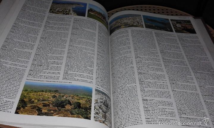 Libros de segunda mano: colección de 3 libros de la editorial planeta de agostini: diccionario geográfico y atlas mundial - Foto 4 - 56185108