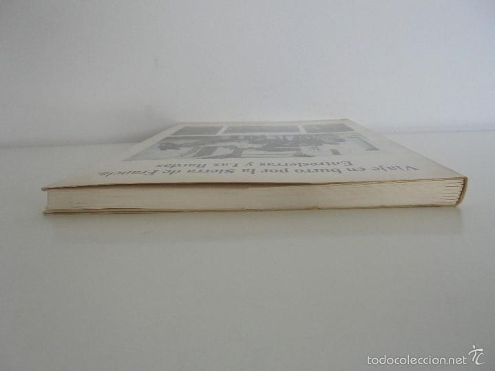 Libros de segunda mano: VIAJE EN BURRO POR LA SIERRA DE FRANCIA ENTRESIERRAS Y LAS BARDAS. RAMON GRANDE DEL BRIO. - Foto 5 - 56475432
