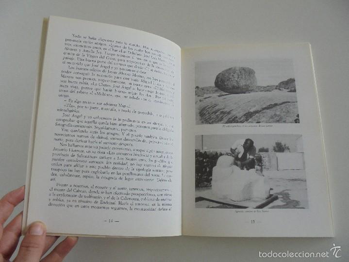 Libros de segunda mano: VIAJE EN BURRO POR LA SIERRA DE FRANCIA ENTRESIERRAS Y LAS BARDAS. RAMON GRANDE DEL BRIO. - Foto 11 - 56475432
