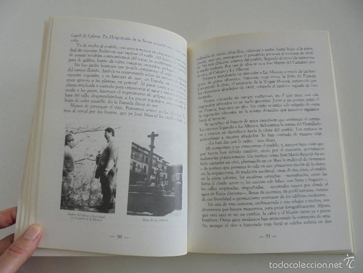 Libros de segunda mano: VIAJE EN BURRO POR LA SIERRA DE FRANCIA ENTRESIERRAS Y LAS BARDAS. RAMON GRANDE DEL BRIO. - Foto 14 - 56475432