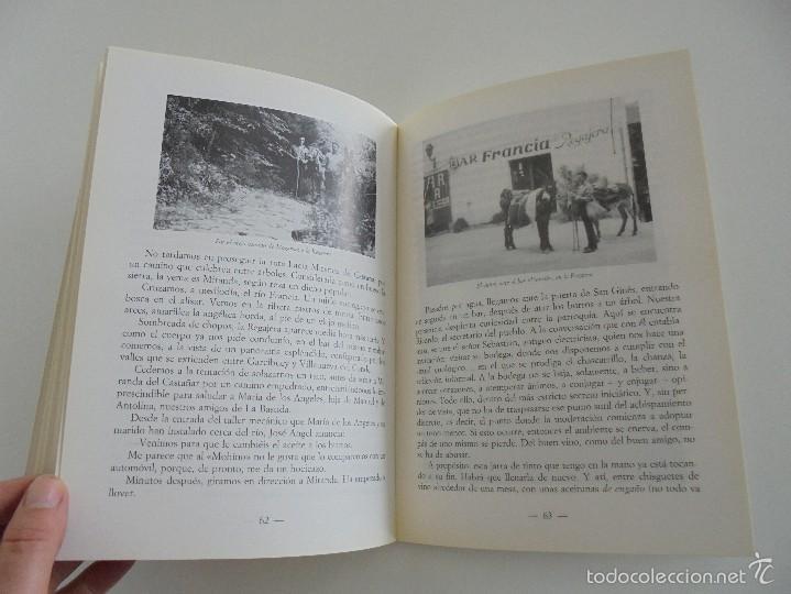 Libros de segunda mano: VIAJE EN BURRO POR LA SIERRA DE FRANCIA ENTRESIERRAS Y LAS BARDAS. RAMON GRANDE DEL BRIO. - Foto 15 - 56475432
