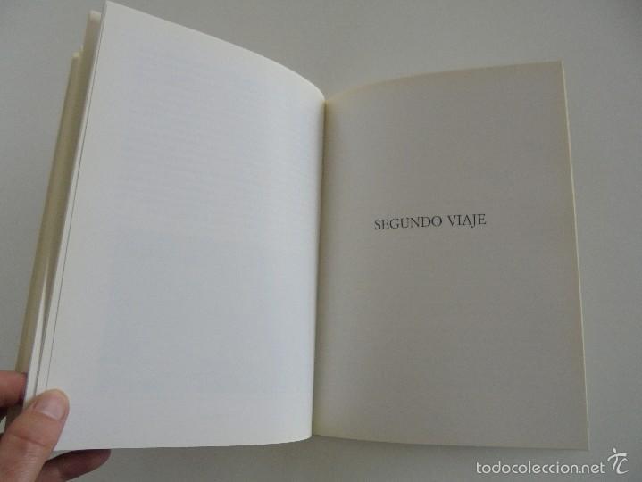 Libros de segunda mano: VIAJE EN BURRO POR LA SIERRA DE FRANCIA ENTRESIERRAS Y LAS BARDAS. RAMON GRANDE DEL BRIO. - Foto 16 - 56475432