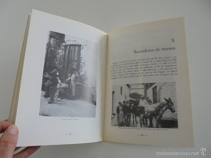 Libros de segunda mano: VIAJE EN BURRO POR LA SIERRA DE FRANCIA ENTRESIERRAS Y LAS BARDAS. RAMON GRANDE DEL BRIO. - Foto 17 - 56475432