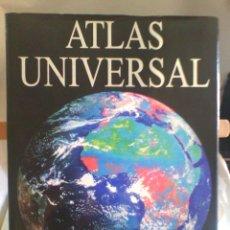 Libros de segunda mano: LIBRO ATLAS UNIVERSAL SALVAT (NUEVO). Lote 56557946