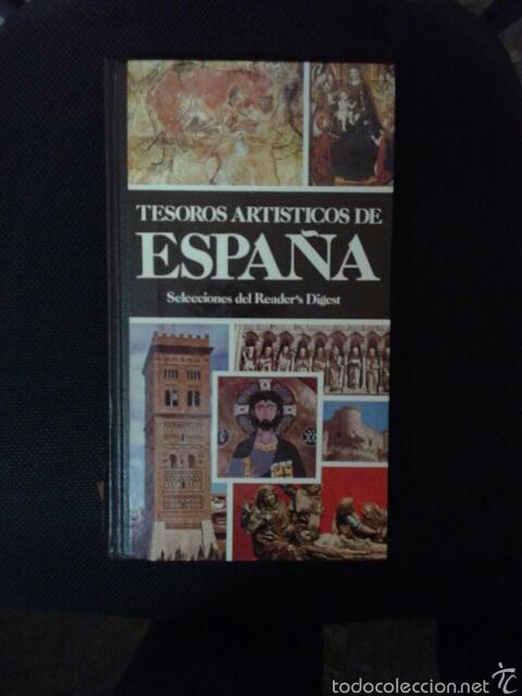 TESOROS ARTISTICOS DE ESPA?A (Libros de Segunda Mano - Geografía y Viajes)