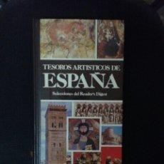 Libros de segunda mano: TESOROS ARTISTICOS DE ESPA?A. Lote 56565068