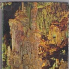 Libri di seconda mano: LA CUEVA DE NERJA – MALAGA 1962. Lote 56674501