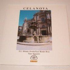 Libros de segunda mano: X. L. MÉNDEZ FERRÍN, XOSÉ BENITO REZA, VÍTOR VAQUEIRO. CELANOVA. RM74764. . Lote 57053052
