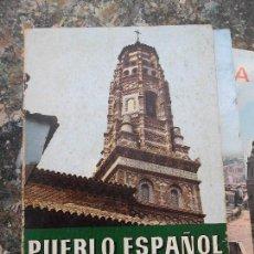 Libros de segunda mano: LIBRO PUEBLO ESPAÑOL DE MONTJUICH BARCELONA ESCRITO EN INGLES 1971 L-1405-152. Lote 57084171