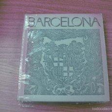 Libros de segunda mano: BARCELONA. GARRUT - BASSEGODA - B. PORCEL - F. ESTAPE - VALLMITJANA..... EDICIONES CASTELL 1980.. Lote 57204068