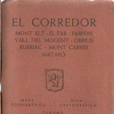 Libros de segunda mano: 0019768 EL CORREDOR / EDITORIAL ALPINA. Lote 57256640