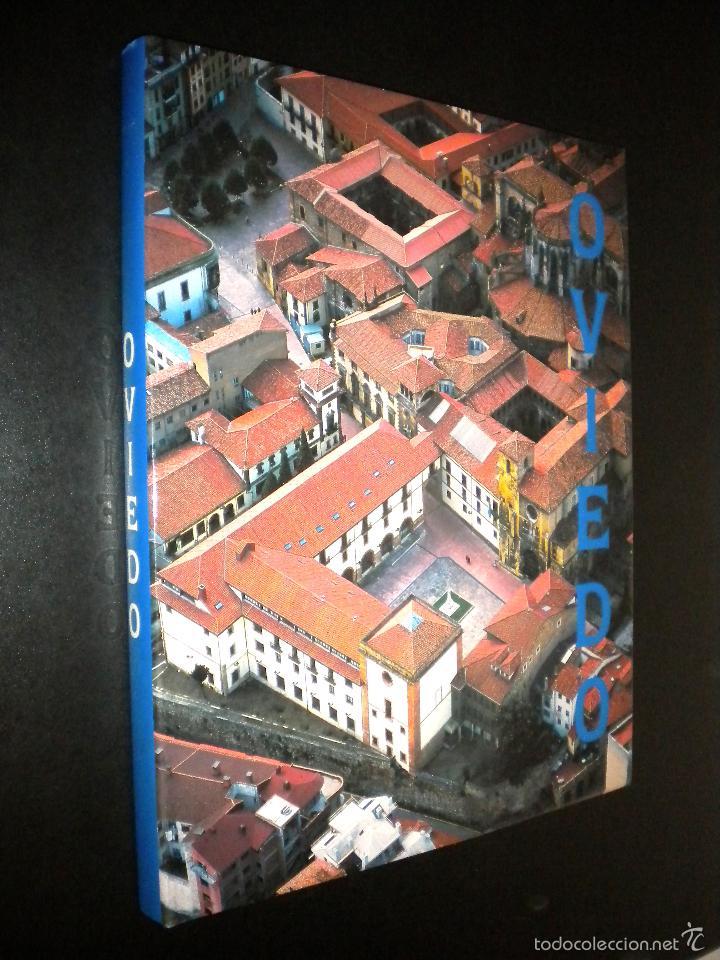 OVIEDO DESDE EL AIRE / NARDO VILLABOY (Libros de Segunda Mano - Geografía y Viajes)