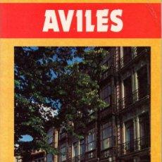 Libros de segunda mano: AVILÉS - ALBERTO DEL RÍO Y JUAN CARLOS DE LA MADRID. Lote 57335958