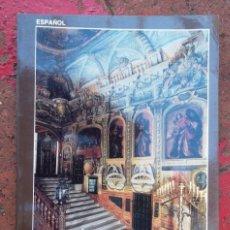 Libros de segunda mano: MONASTERIO DE LAS DESCALZAS REALES ED PATRIMONIO NACIONAL 1987; MOLT BON ESTAT V FOTOS, GUIA. Lote 57529234