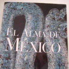 Libros de segunda mano: EL ALMA DE MEXICO.CARLOS FUENTES.. Lote 57538955