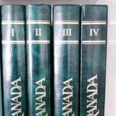 Libros de segunda mano: COLECCIÓN LIBROS GRANADA.- 4 TOMOS. Lote 57564035