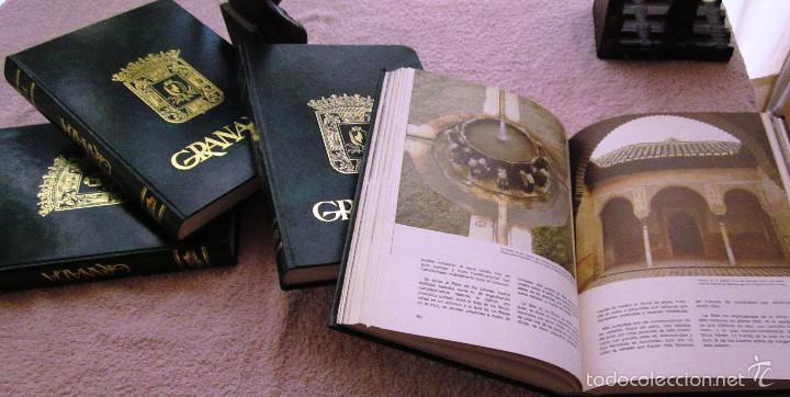Libros de segunda mano: Colección libros GRANADA.- 4 Tomos - Foto 3 - 57564035