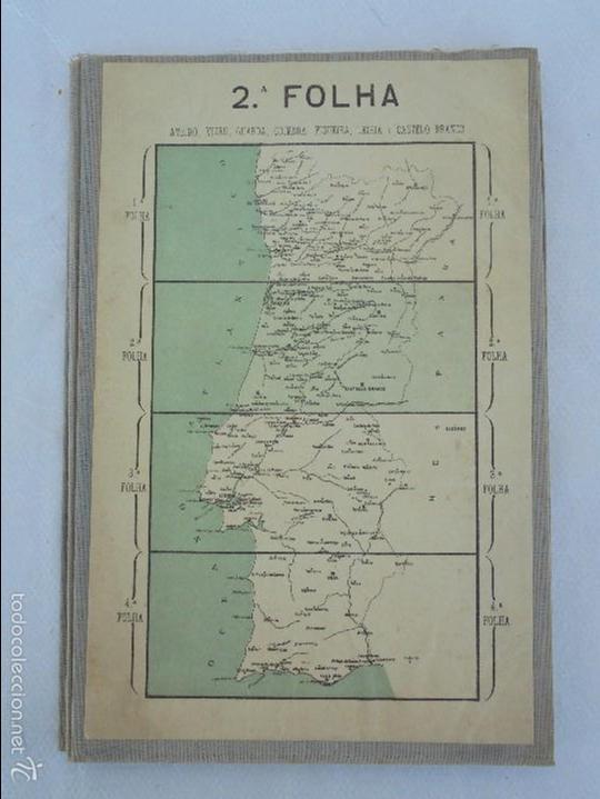 Libros de segunda mano: 12 MAPAS ANTIGUOS. 7 MAPAS DE MICHELIN ENTELADOS. EL NUEVO BALON MICHELIN. TODOS FOTOGRAFIADOS. - Foto 15 - 57615464