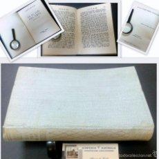 Libros de segunda mano: PRIMERA EDICION 1948,- EN EL PAÍS DEL ARTE.- POR VICENTE BLASCO IBAÑEZ. ED.PLANETA. Lote 30452529