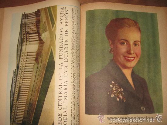 Libros de segunda mano: LA NACIÓN ARGENTINA JUSTA, LIBRE Y SOBERANA - GRAN FORMATO (1950) - Foto 9 - 57855542