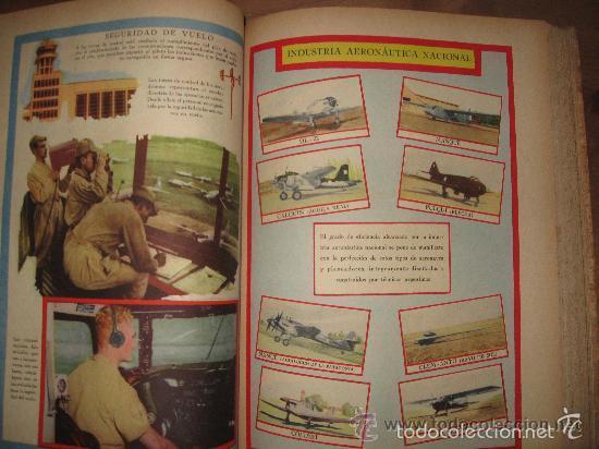 Libros de segunda mano: LA NACIÓN ARGENTINA JUSTA, LIBRE Y SOBERANA - GRAN FORMATO (1950) - Foto 12 - 57855542