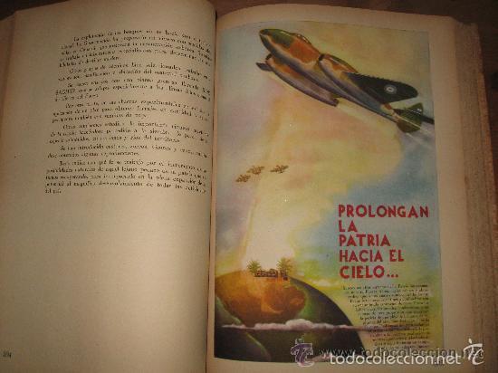 Libros de segunda mano: LA NACIÓN ARGENTINA JUSTA, LIBRE Y SOBERANA - GRAN FORMATO (1950) - Foto 13 - 57855542