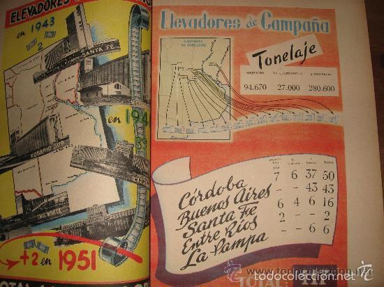 Libros de segunda mano: LA NACIÓN ARGENTINA JUSTA, LIBRE Y SOBERANA - GRAN FORMATO (1950) - Foto 15 - 57855542