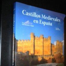 Libros de segunda mano: CASTILLOS MEDIEVALES EN ESPAÑA / LUIS MONREAL Y TEJADA / DOMI MORA. Lote 57869584