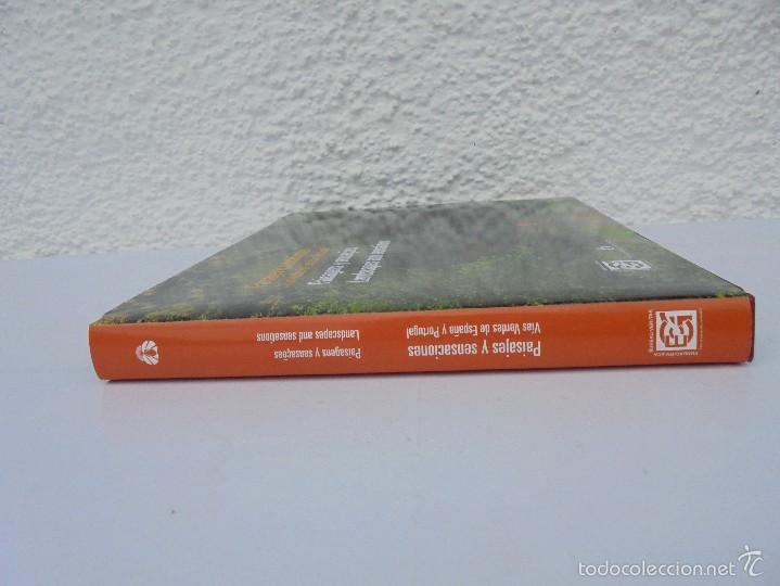 Libros de segunda mano: PAISAJES Y SENSACIONES VIAS VERDES DE ESPAÑA Y PORTUGAL. LANDSCAPES AND SENSATIONS. VER FOTOS. - Foto 3 - 57962130